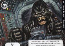 Star Wars X-Wing 2.0  - Alt Art Promo Card - Veteran Turret Gunner
