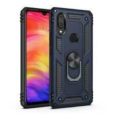 Phone Case Silicone Xiaomi Redmi Note 7 Antiknock Armor Bumper Shockproof Cover