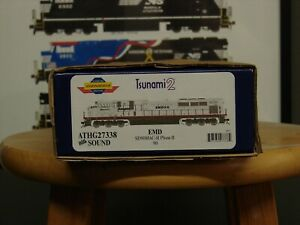 Athearn Genesis G27338 EMD SD90MAC-H Phase 2 #90 Tsunami2 Sound! New In Box!