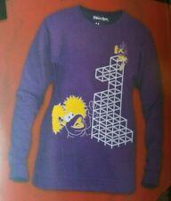 NEW LOOT CRATE WEAR Fraggle Rock Women's Crewneck Fleece Sweatshirt Top Shirt S