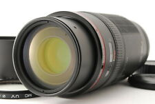 Near MINT Canon EF 100-300mm f/5.6 L Macro Telephoto Zoom AF Lens from Japan