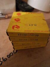 NOS SUZUKI T125 STINGER  PISTON RINGS 1.00MM O/S 12140-14720