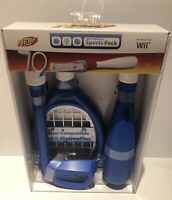 NERF Wii Sports Pack Tennis Golf Baseball New Sealed Case Wii NERF NEW
