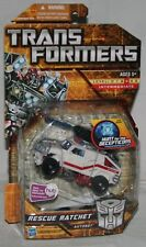 transformers HFTD rescue ratchet deluxe MISB