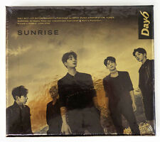 DAY6 - SUNRISE (Vol.1) +Photobook+Photocard+Folded Poster+Free Gift+Tracking no.
