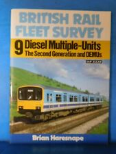 British Rail Fleet Survey 9 Diesel Multiple-Units The Second generation and DEMU