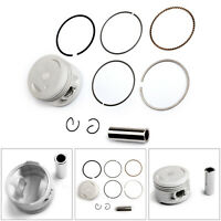 Kolben Ring Kit +0.50mm Für Yamaha YBR125 YBR 125 Bore Size 54.50mm AH