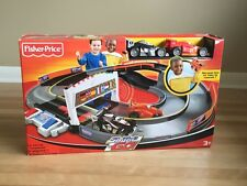 Fisher-Price Race-Track, NEW!