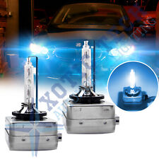 D1S D1R Ice Blue 8000K HID Headlight Lamps For BMW X3 X5 428 435 528 535 328 335