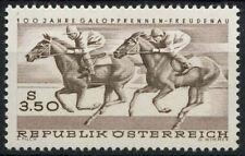Austria 1968 SG#1524 Horse Racing MNH #A93572