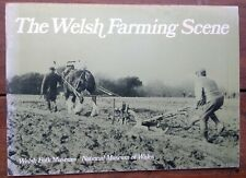 Welsh Farming Scene by Scourfield 1974 with old photos * Wales Agriculture