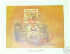 Al Unser 1973 Parnelli Jones Viceroy Special Dirt Autographed Ron Burton