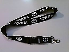 TOYOTA LANYARD NECK STRAP KEY CHAIN HIGH QUALITY 22 Inch Fast shipping