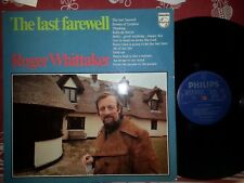DISCO LP 33 GIRI ROGER WHITTAKER  THE LAST FAREWELL RARE