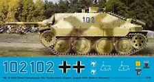 Peddinghaus 1/16 Jagdpanzer 38(t) Hetzer Markings Florian Geyer Hungary '44 3266