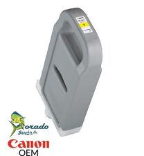 Canon PFI-707Y Yellow Ink Tank for iPF 830 840 850 series OEM new IN DATE PFI707