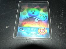 Ty Beanie Baby Retired Clubby Card Series 2 Bboc cards # 6288/6667 Blue