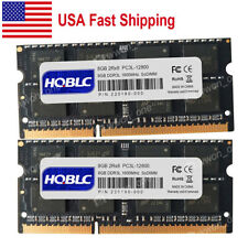 Usa 16Gb 2X8Gb 1600mhz Ddr3L-12800S 204Pin MemoryFor Dell Hp Ibm Lenovo Upgrade