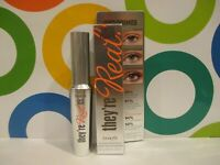 BENEFIT ~ THEY'RE REAL TINTED LASH PRIMER ~ MINK BROWN ~ 0.3 OZ BOXED