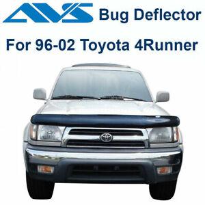 AVS Bugflector II Smoke Hood Protector Shield For 1996-02 Toyota 4Runner - 25116