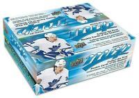 2020 21 Upper Deck MVP NHL Hockey Sealed RETAIL Box of 36 Packs