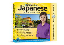 New 17 CD Learn to Speak Japanese Language  Beginner to Advanced + Transcripts
