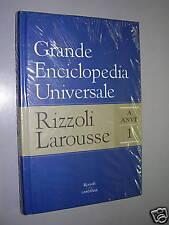 VOLUME N.1 - Grande Enciclopedia Universale Larousse