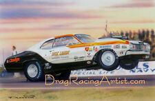 "Dick ""Landys Last"" 73/77 Dart Sport Pro Stock  Drag Racing Art Print"