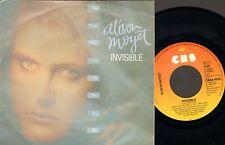 "ALISON MOYET Invisible 7"" SINGLE Hitch Hike1984"