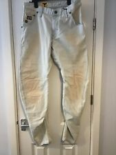 G-star Raw Jeans Arc 3D Loose Tapered Aged Destroy 33w L32 BNWT (lot 251)