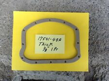 Harley 17541-48A Rocker Cover Gasket 1/8 Thick Type Panhead you get two gasket