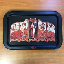 Coca Cola Coke Tin Tray - 35cmX24cm