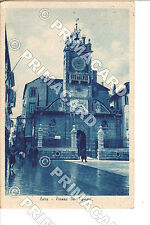 79533 HRVATSKA ZADAR ZARA CIRCULATED 1943 WITH STAMP PIAZZA DEI SIGNORI ANIMATA