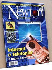 NEWTON OGGI - Internet e telefonini [N.7, Giugno bis 2000]