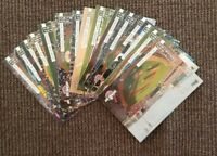 2020 Topps Opening Day Complete Stadium Set (15 Card Lot)