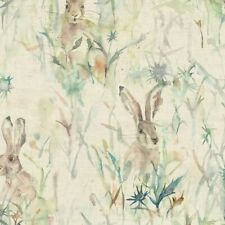 Voyage Maison Jack Rabbit Linen Curtain Upholstery Fabric per Meter Crafts