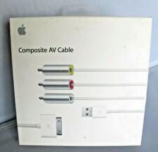 Apple Composite AV Cable MC748ZM/A