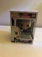 Funko Pop Rocky Horror Picture Show Riff Raff #212 Slight damage to box