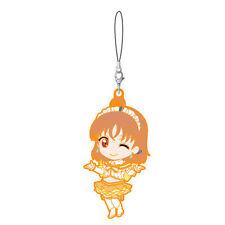 Love Live Sunshine Takami Chika Aquarium Ver. Nendoroid Plus Rubber Phone Strap
