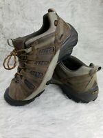 KEEN Mens Voyageur Hiking Trail Shoes Boots Brown 1002570 Choose Size 14 / 47.5