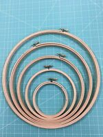 Darice Craft ~ Wooden Embroidery Hoops