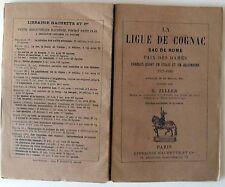 B. Zeller : La Ligue de Cognac Sac de Rome Paix des Dame Charles Quint  - 1890