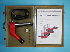 Zentriermikroskop MZM 30 mit SK 40-Aufnahme für Deckel FP 4 und andere