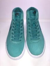 Nike SB Bruin high Cabana Skateboard Shoes SIZE M-8 W-9.5 mint green