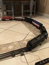 Vintage Lionel Postwar 681 Turbine Train Set w/Track & Transformer