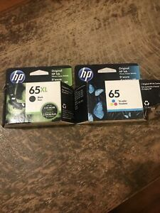 hp 65 ink cartridge combo