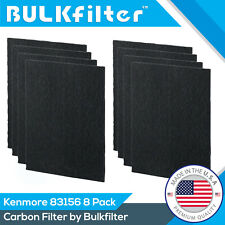 Pre-Filter 83156 For Kenmore 83250 & 85250 - (8 Pack) - Made In The Usa