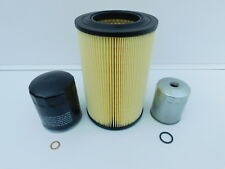Mazda Bongo 1995 - 2006 2.5TD Diesel Oil, Air & Fuel Filter Kit  (FREE DELIVERY)