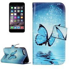 FUNDA PROTECTORA estampado 71 para Apple iPhone 7 potada del libro Estuche