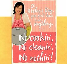 Funny Happy Mother's Day Duck Dynasty Don't Do Nothin' Hallmark Greeting Card